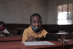 Aankondiging Mozaiek Kenia / Marsabit livestream 8 november